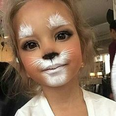 Baby make up lion More