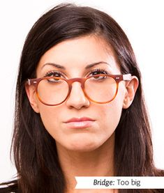 5bea17cac00 Find the right nose width. If your high nose or low with a flat nose