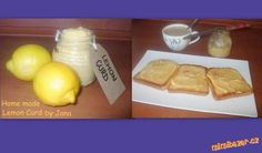 Lemon Curd doporučuji