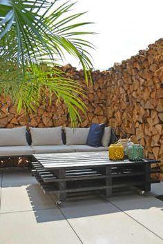 Terraços  por Kristina Steinmetz Design