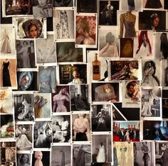 Inspiration/mood board #fashion