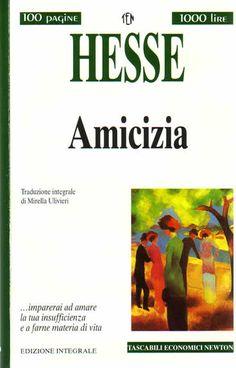 Amicizia - Hermann Hesse