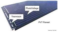 pvt panelen voor warmtepomp