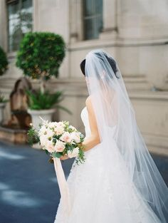 Dripping In Rustic Romance, This LA Wedding Wins Our Hearts Astilbe, Rustic Elegance, Wedding Accessories, Compliments, Romance, Bridal Veils, Bride, Elegant, Wedding Dresses