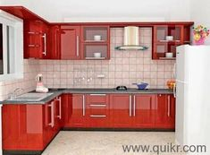 Indian Simple Kitchen Photos