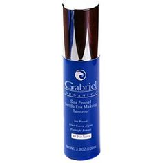Gabriel Organics Sea Fennel Gentle Eye Makeup Remover -- Continue to the product at the image link. (This is an affiliate link) Eye Make-up Remover, Makeup Remover, Face Wash, Body Wash, Gabriel, Makeup Tips, Eye Makeup, Cruelty Free Makeup, Organic Beauty
