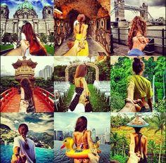 "Travel! (""Follow Me"" - Murad Osmann)"