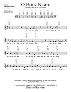 Ukulele Christmas Music