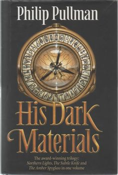His Dark Materials trilogy, by Philip Pullman... and other books you need to read in your 20's. This series and many others on the list are AMAZING! Take them to the beach or poolside this summer!