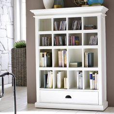Dekoratif ve Kullanışlı Farklı Kitaplık Modelleri