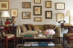 Nina Griscom's Elegant Manhattan Apartment