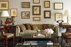 Nina Griscom's Elegant Manhattan Apartment