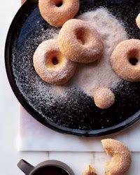 Mums from London: Pączki ziemniaczane, nie smażone ale pieczone.