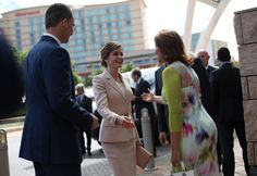King Felipe and Queen Letizia in Puerto Rico