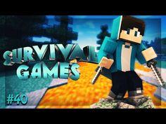 "Survival Games #40 - ""Textura"" - http://dancedancenow.com/minecraft-backup/survival-games-40-textura/"