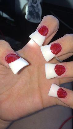 49er Nails Nailart Flarednails Kaepernick7 Annailco