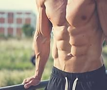 A step-by-step guide to getting olympian abs