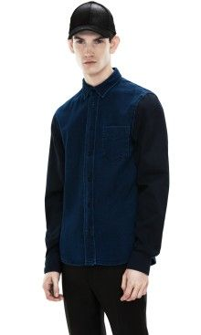 Isherwood Denim Flanell Washed denim
