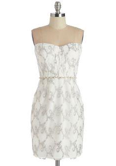 Wedding Style Dresses - Graceful Garlands Dress