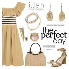 """Perfect Summer day by Little h Jewelry"" by littlehjewelry ❤ liked on Polyvore featuring Sea, New York, Calvin Klein and Stila"