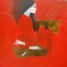 Do Duy Tuan 1954 | Vietnamese Mixed Media painter