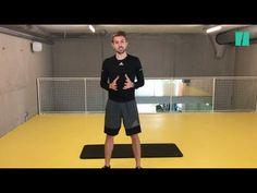 5 exercices de renforcement musculaire à faire chez soi sans matériel - YouTube