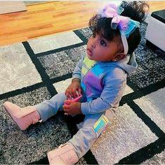 Pin by rachel denise on savannah 's baby board красивые дети, дети, ма Cute Mixed Babies, Cute Black Babies, Beautiful Black Babies, Beautiful Children, Little Babies, Cute Babies, Babies Stuff, Black Baby Girls, Cute Baby Girl
