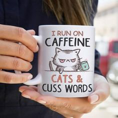 Buy Any 2Cat Mugs To GetFREE SHIPPING Whether you are just starting your day or you are unwinding from a stressful time at work, there is nothing quite as com