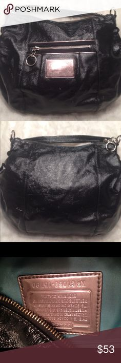 White Patent Leather Purse Coach How To Clean