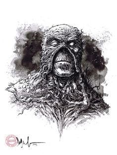 Swamp Thing - Dave Wachter