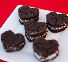 valentine's day whoopie pies