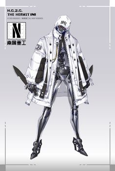 Character Design References, Game Character, Character Concept, Cyberpunk Fashion, Cyberpunk Art, Fantasy Character Design, Character Design Inspiration, Cyberpunk Aesthetic, Weapon Concept Art