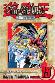 Yu-Gi-Oh!: Duelist, Volume 15