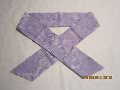 """Extra Wide 3"""" Reusable Non-Toxic Cool Wrap / Neck Cooler  - Tones and Marbled - Lavender by ShawnasSpecialties on Etsy"""