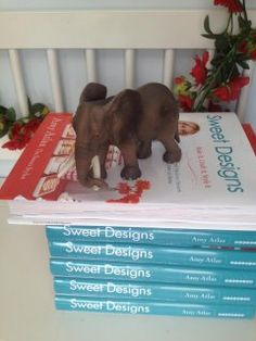 In Company from South Africa has joined the #SweetDesigns virtual book club.
