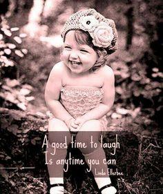 Take time to laugh