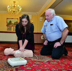Chipping Norton #LionsClub provides defibrillator training courses