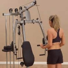 Best Fitness BFMG20 Sportsmans Gym | Custom Art Design