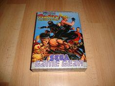 VIRTUA FIGHTER ANIMATION PARA LA SEGA GAME GEAR 670 8410-50 NUEVO A ESTRENAR