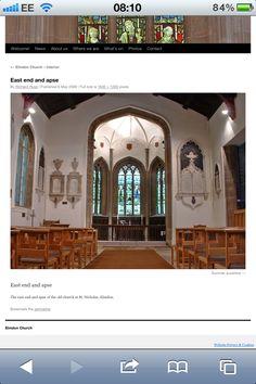 Elmdon Church, St Nicholas Saint Nicholas, To Go, Mansions, House Styles, Home Decor, Luxury Houses, Interior Design, Home Interior Design, Palaces
