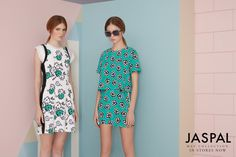 JASPAL WOMAN S/S 2015 COLLECTION