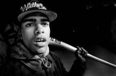 #ukendtkunstner #Danish #rapper #blackandwhite