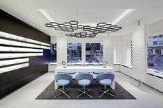 Optique Moitzheim store by Heikaus, Belair – Luxembourg » Retail Design Blog