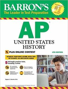 PDF DOWNLOAD Barrons AP United States History 4th Edition With Bonus Online