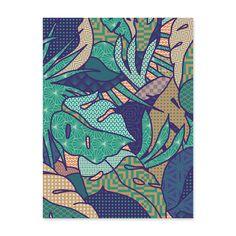 Jungle 1 Giclée Print
