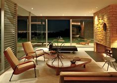 Singleton Residence by Richard Neutra, 1959, Los Angeles, formerly owned by Vidal Sassoon