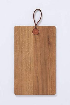 Robert Ogden Cutting Board / Anthropologie