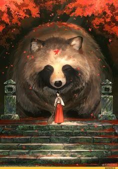 Ariduka,красивые картинки,art,арт,Мифические существа,Fantasy,Fantasy art