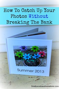 Are you swimming in digital photos but don't have any that you can truly hold in your hand? Here are 6 tips to getting those photo's off the computer and into your hands for less money. (snailpacetransformations.com)