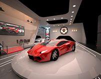 Car Booth